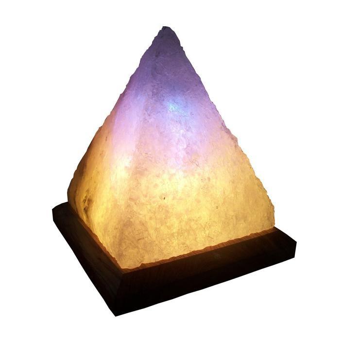 Соляной светильник 'Пирамида' (4-5 кг) Saltlamp
