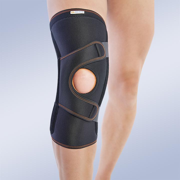Ортез на коленный сустав боковой контроль 7117D, 7117L Orliman