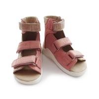 Сандалии детские Orto Active L розовые Ortofoot