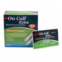 Акционный набор Глюкометр On-Call Extra + 50 тест-полосок (Он-Колл Экстра)