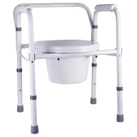 Кресло-туалет Nova складной, арт. A8700AA