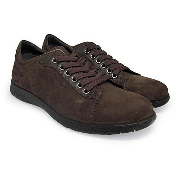 Мужские ботинки, арт SC4792 brown GRÜNLAND