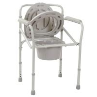 Стул-туалет складной OSD-2110J