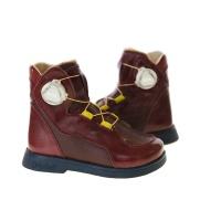 Ботинки детские ортопедические Oroto Cross Premium 621 Bordo Ortofoot