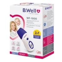 Электронный медицинский инфракрасный термометр WT-1000 2 в 1 B.Well