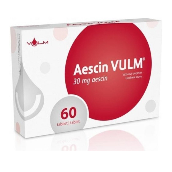 Аэсцин табл. 60 шт Vulm