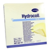Гидроколлоидная повязка Hartmann Hydrocoll Thin 7,5 x 7,5 см
