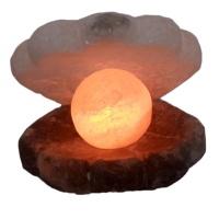 Соляной светильник Жемчужница 6,2 кг. ВЗ