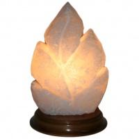Соляной светильник 'Лист резной' (2,5 кг), Ваше здоровье