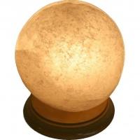 Соляной светильник 'Шар большой' (8 кг), Ваше Здоровье