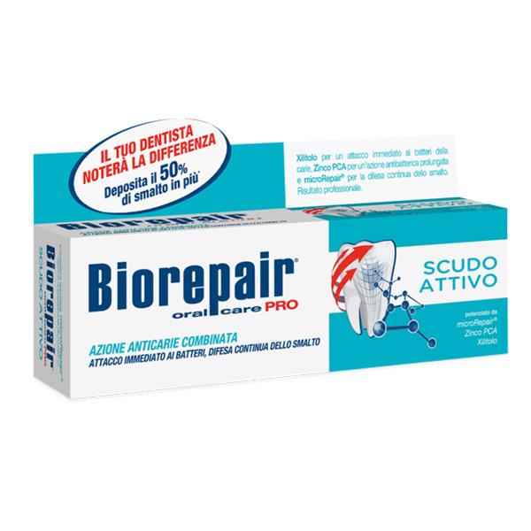 Зубная паста BioRepair Pro Совершенная защита, 75 мл