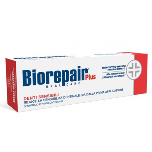 Паста зубная BioRepair Plus Профессиональное избавление от чувствительности, 75 мл