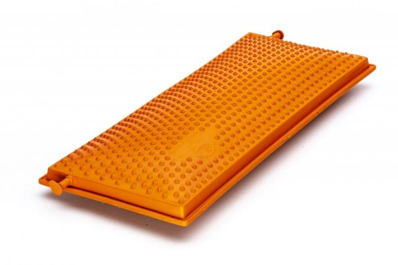 Массажная подушка игольчатая 5,8 165х385 Ляпко
