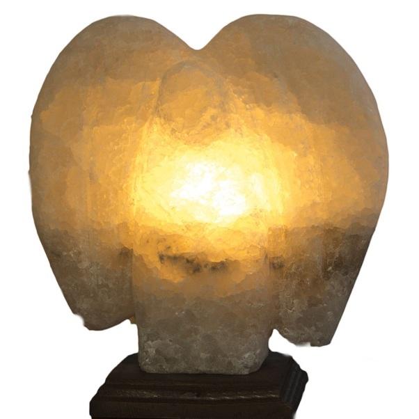 Соляной светильник 'Ангел' (3,5 кг) 'Планета соли'