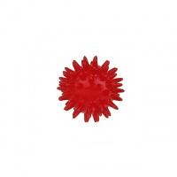 Мячик массажный, ПВХ, размер 5,5 см, красный  Doctor Life