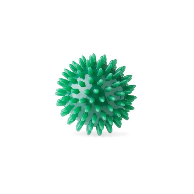 Мячик массажный, ПВХ, размер 7 см, зеленый Doctor Life