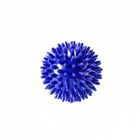 Мячик массажный, ПВХ, размер 8см, голубой Doctor Life