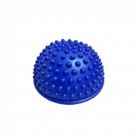 Массажная полусфера для стоп, ПВХ, размер 16.5 см, синий Doctor Life