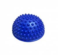 Массажная полусфера для стоп, ПВХ, размер 18 см, синий Doctor Life