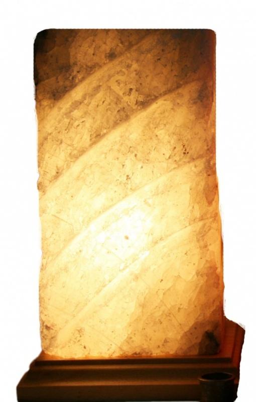 Соляной светильник 'Элегант' (3 кг) Ваше Здоровье