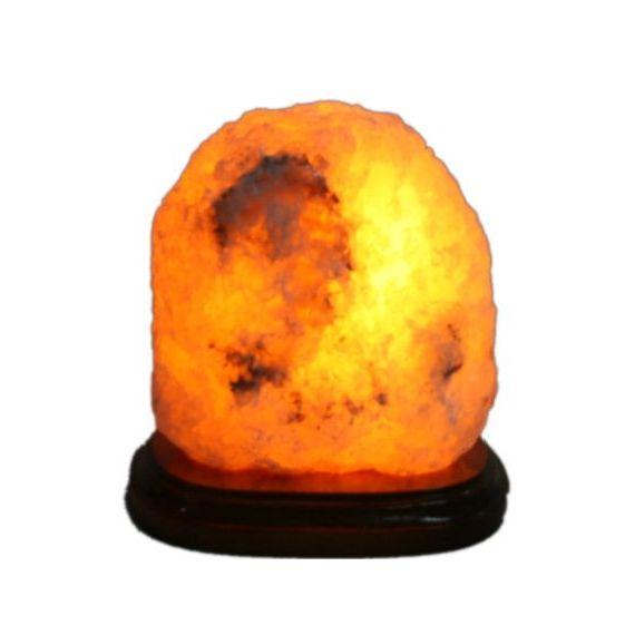 Соляной светильник 'Гора средняя' (2 кг) 'Ваше Здоровье'