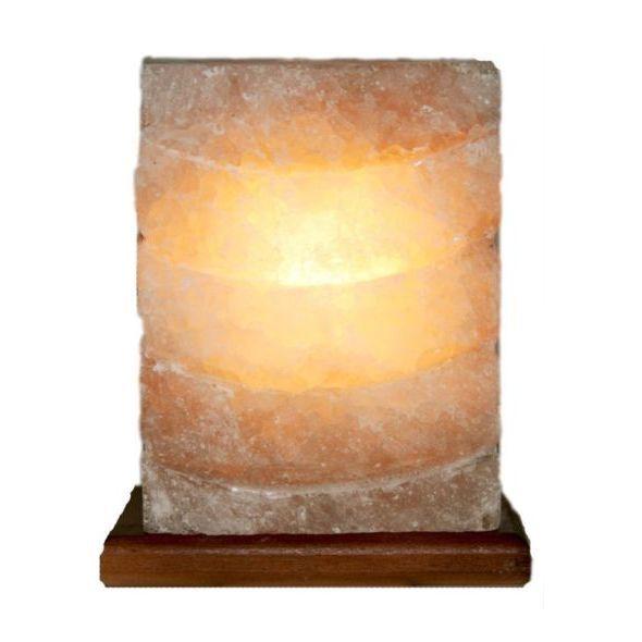 Соляной светильник 'Пагода' (1,5 кг) 'Ваше Здоровье'