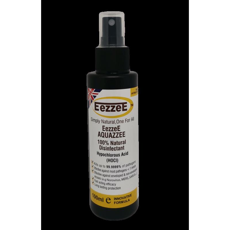 Антисептик-Дезинфектор EezzeE Aquazzee, спрей 100мл