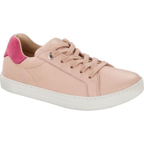 Кроссовки детские Birkenstock Porto Kids Smooth Leather Soft Pink
