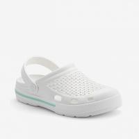 Сабо COQUI 6413 WHITE/WHITE LT. MINT
