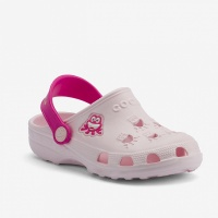 Сабо COQUI 8701 Pale pink/Lt. Fuchsia