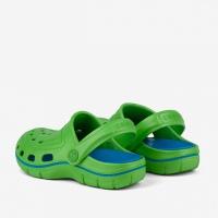 Клогі COQUI 6353 Lime/Sea blue (26/27)